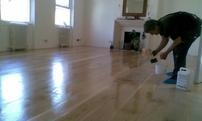 Gap filling & Finishing services provided by trained experts in Floor Sanding Honor Oak